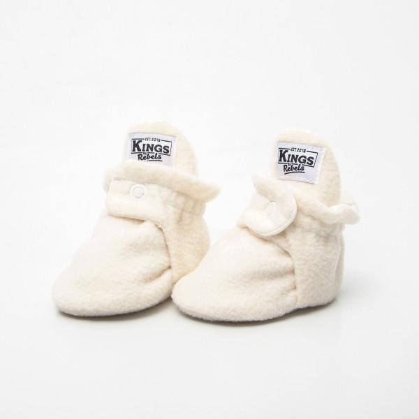 Fleece classic weiß