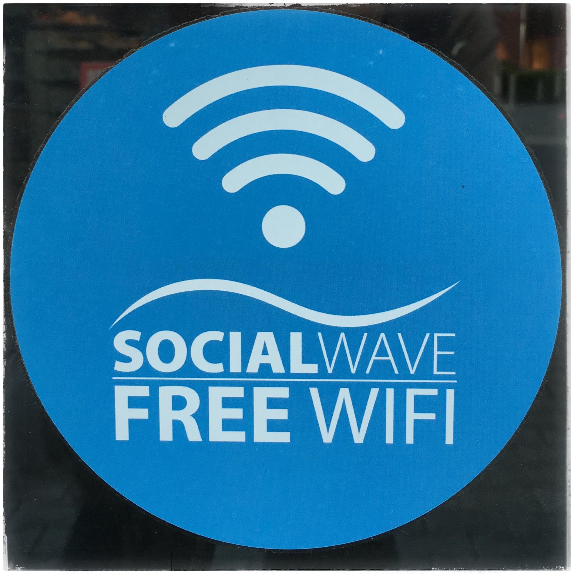socialwave freies wlan bei schuh hoelscher