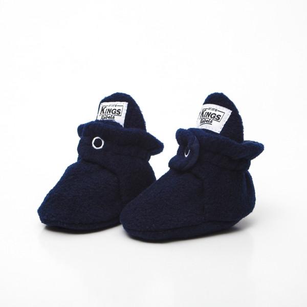 Fleece Classic blau